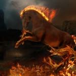 A tüzes ló