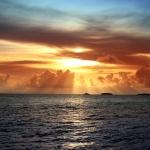 A naplemente