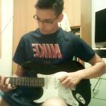 Egy szál gitárral a kezemben...