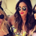 Shay, Ashley,Troian.