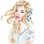 Olivia drawing