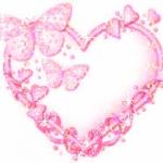pink szív
