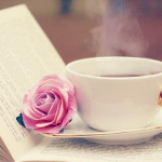 Books & Coffee/Tea
