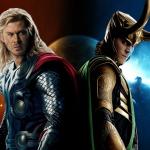 Loki és Thor/Sötét Világ