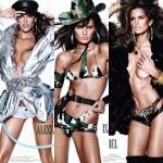 the  s e x i e s t  brasilian models