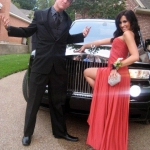 Demi's prom